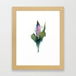 Ceren's Kuku Framed Art Print