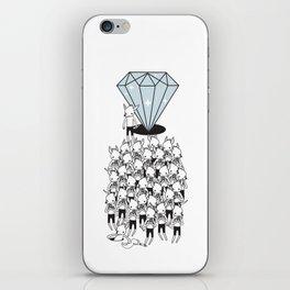 I GOTTA BIG DIAMOND  iPhone Skin