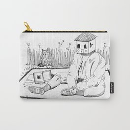 Living In My Head Carry-All Pouch