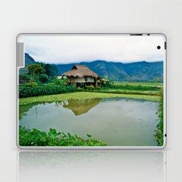 Mountain Village in Vietnam Laptop & iPad Skin