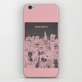 Squad Ghouls iPhone Skin