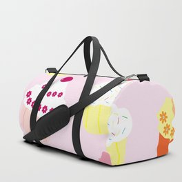 I Love Cupcakes Duffle Bag