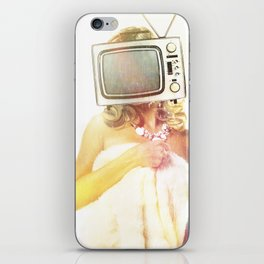 SEX ON TV - FOXY by ZZGLAM iPhone Skin