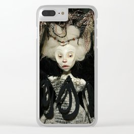 art doll Clear iPhone Case