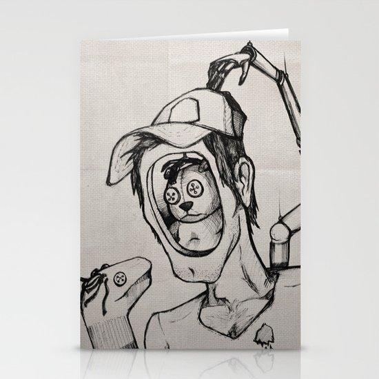 Imagination (sketch) Stationery Cards