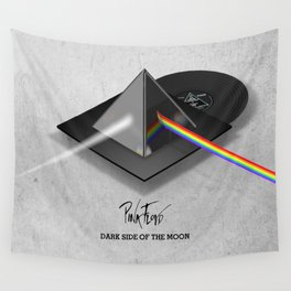 Pink Floyd - Dark Side of the Moon Wall Tapestry