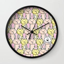 USA-NEKO Wall Clock