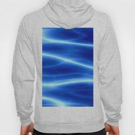 Blue flame Hoody