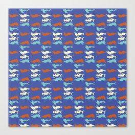 Sirenas Canvas Print