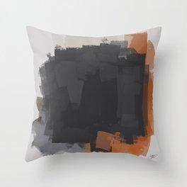 No classic painting autumn Throw Pillow