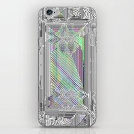 Door iPhone Skin