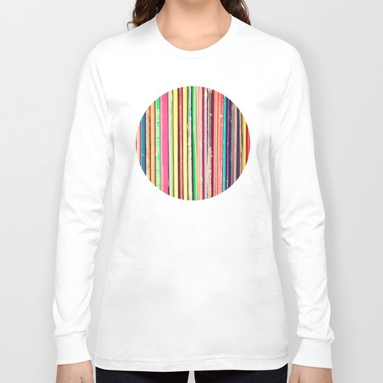 Vinyl III Long Sleeve T-shirt
