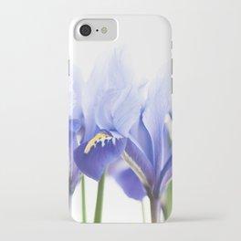 Bue Iris 2 iPhone Case