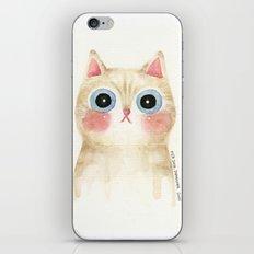 Cognac the Cat iPhone & iPod Skin