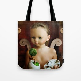 The Balance. Tote Bag