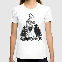 "TYRANT ""Squatchville"" T-shirt"
