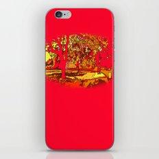 Park1 iPhone & iPod Skin
