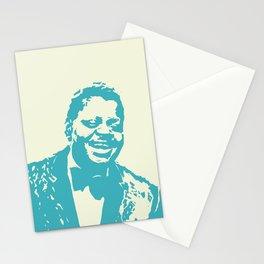Oscar Peterson - Jazz - Woodcut Stationery Cards