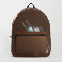 Abstracte Light Art in the Dark 3 Backpack