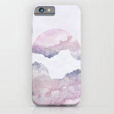 Pink Mountains iPhone 6s Slim Case