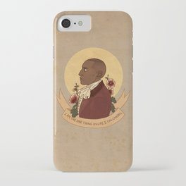 I'm Willing To iPhone Case