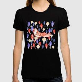 dreamy woods T-shirt