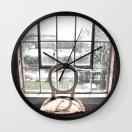 The Chair Wall Clock
