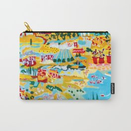 South of France        by Kay Lipton Carry-All Pouch