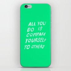 COMPARE iPhone & iPod Skin