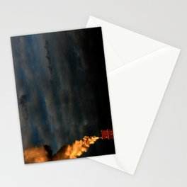 Fog that Devoured the World Stationery Cards