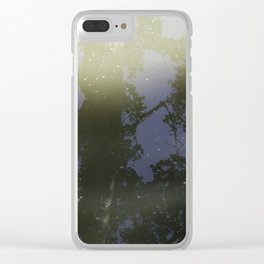 Puddle Clear iPhone Case