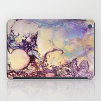 exo iPad Cases featuring Exo- Birth Series I by Melina Green