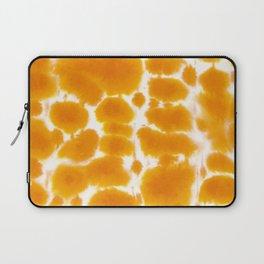 Dye Dots Turmeric Laptop Sleeve