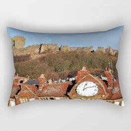 Times Past Rectangular Pillow