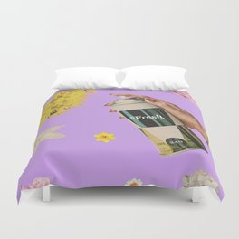 Spring Cleaning Duvet Cover