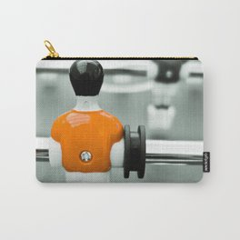 Table Football 02B - Defender - Orange (everyday 30.01.2017) Carry-All Pouch