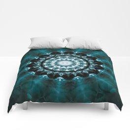 Cool Deep Mandala Comforters