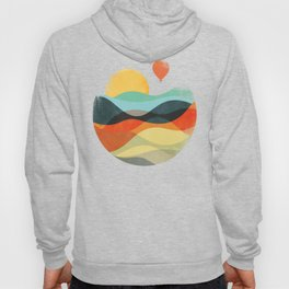 Let the world be your guide Hoody