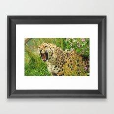 AMUR 03 Framed Art Print