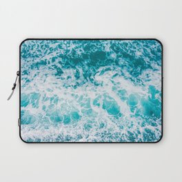 Ocean waves from above Laptop Sleeve