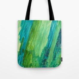 Waterfall Sage Tote Bag