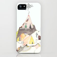 Kids Discover Magic Mountain iPhone (5, 5s) Slim Case