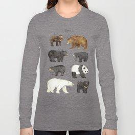 Bears Langarmshirt