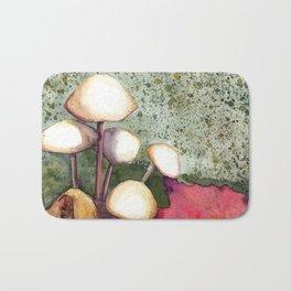 Adirondack Mushrooms Bath Mat