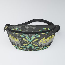 Magic Flowers - the other world Fanny Pack