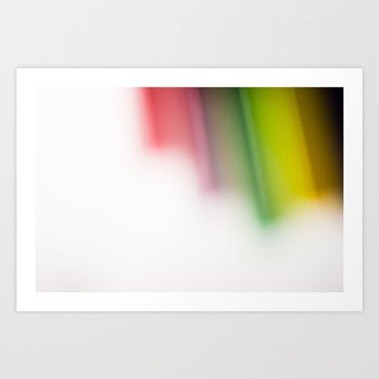 Paint Your Life Art Print