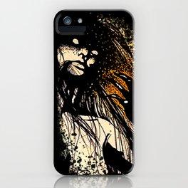 Wind Walker iPhone Case