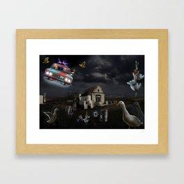 Fortune Tellers Future 1 Framed Art Print
