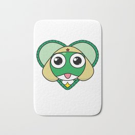 Lots of Keroro Love!! Bath Mat