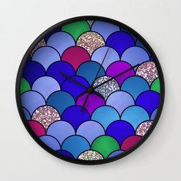 The Rainbow Fish  Wall Clock